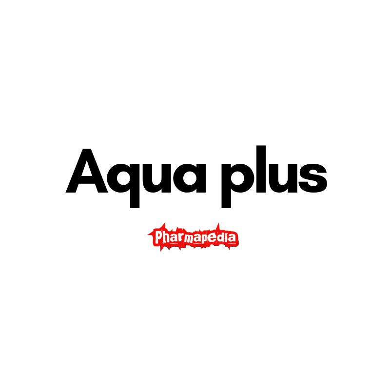 اكوا بلس شراب Aqua plus syrup