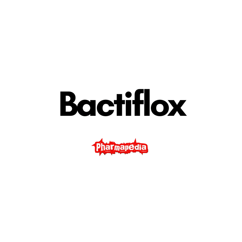 باكتيفلوكس اقراص Bactiflox Tablets