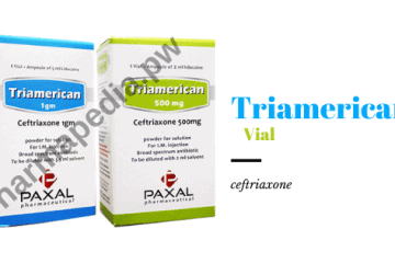 تريامريكان Triamerican 500 mg 1 gm