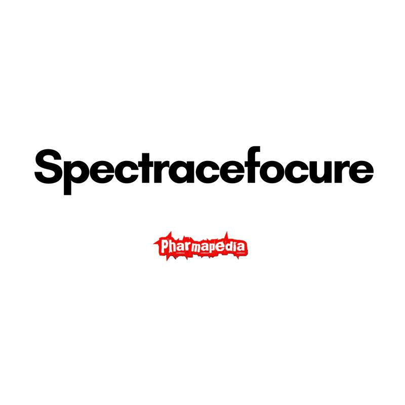 سبكتراسيفوكيور كبسول ومعلق Spectracefocure