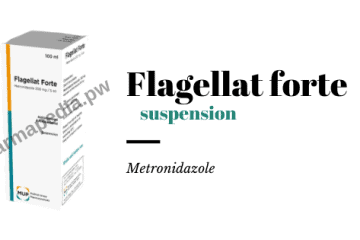 فلاجيلات فورت Flagellat Forte Suspension شراب معلق 200 مجم / 5 مللي