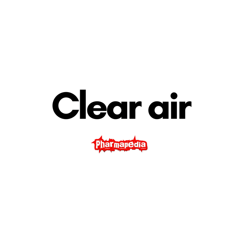 كلير اير اقراص Clear Air Tablets