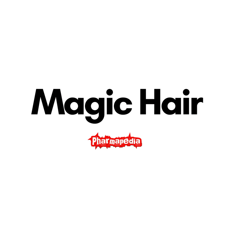 ماجيك هير كريم Magic Hair Cream