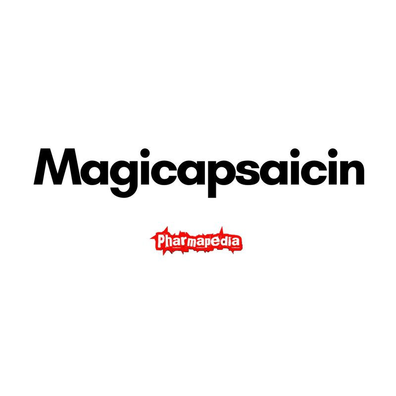 Magicapsaicin Cream ماجيكابسيسين كريم