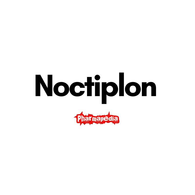 نوكتيبلون اقراص Noctiplon tablets