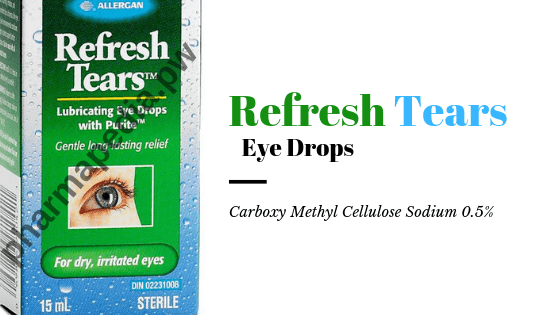 ريفريش تيرز Refresh tears