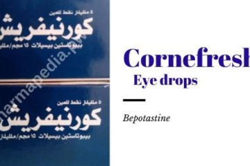 كورنيفريش قطرة للعين Cornefresh