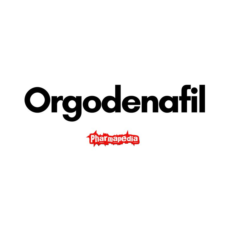 اورجودينافيل اقراص Orgodenafil tablets