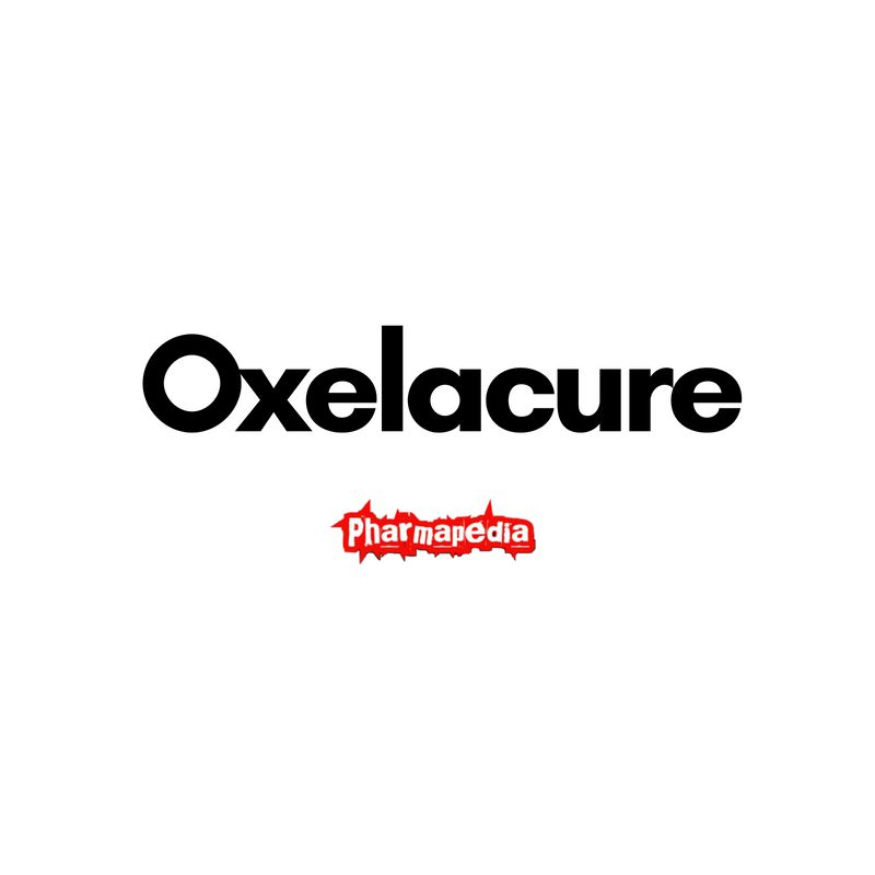 Oxelacure 0.2% syrup اوكسيلاكيور شراب