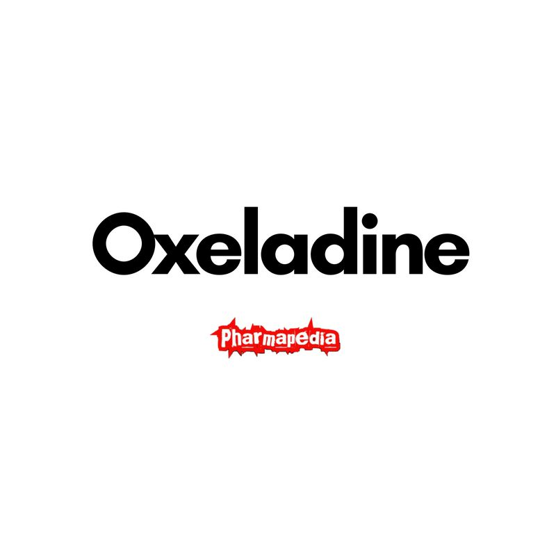 Oxeladine syrup اوكسيلادين شراب