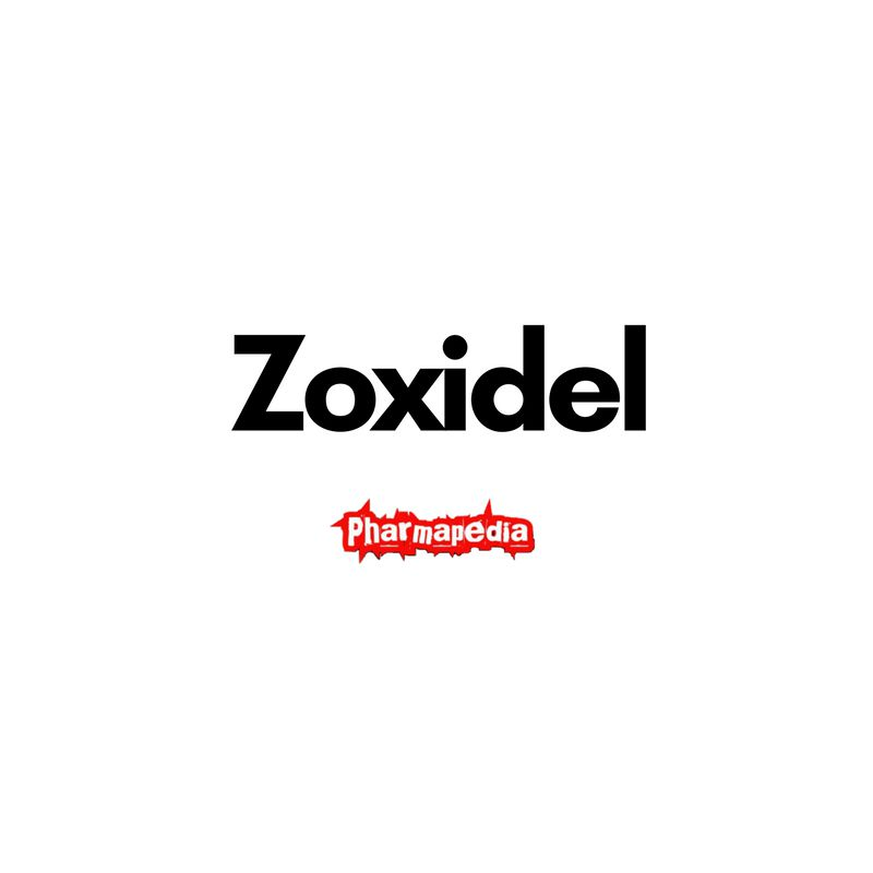 زوكسيديل فيال Zoxidel Vial